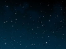 Starry Night [2] Royalty Free Stock Photos