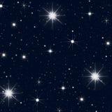 Starry night Royalty Free Stock Photos