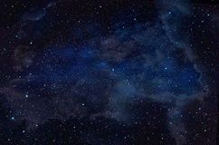 Starry in the night sky background,abstract. Starry in the night sky background Stock Photo