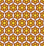 Starry pattern Royalty Free Stock Photography