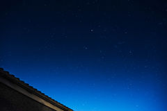 Starry Skies  Royalty Free Stock Images