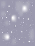Starry sky. Abstract background of a starry sky. vector Royalty Free Stock Photography