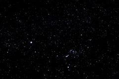 starry sky Royaltyfri Fotografi