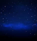 Starry sky Stock Photography
