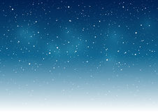 Starry sky background Stock Photos