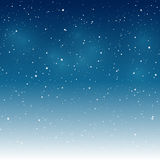 Starry sky background. For Your design Royalty Free Stock Photo