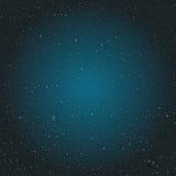 Starry Sky bakcground. Seamless patterns. Vector illustration Royalty Free Stock Photo
