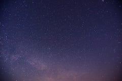 Starry sky Stock Photo