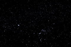 Starry sky Royalty Free Stock Photography