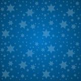 Starry Sky. Good Night Concept Vector Illustration. EPS10 Stock Photos