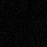 Starry sky hand draw seamless pattern, doodle rings and crosses in galaxy and stars style - endless background. Galaxy. Starry sky hand draw seamless pattern royalty free illustration