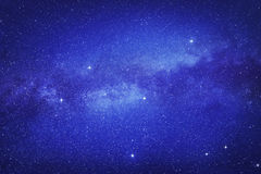 Starry sky Royalty Free Stock Photo