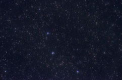 Starry Sky Royalty Free Stock Photos