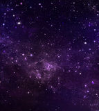 Starry sky, space backgrounds Stock Photo
