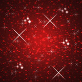Starry sky, starry background Royalty Free Stock Images