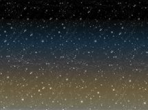 Starry sky, stars, night, space, astronomy, gradient background, Royalty Free Stock Photos