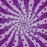 starry swirl för bakgrund Royaltyfria Foton