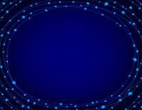 starry vektor för bakgrund Arkivbilder
