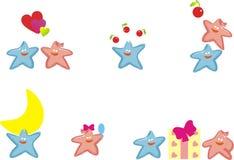 Stars Royalty Free Stock Photography