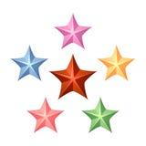 Stars stock illustration