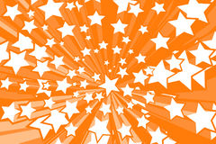 Stars. Bursting stars suitable for background for any design medium Stock Photography