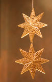Stars. Christmas stars Royalty Free Stock Image