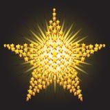 Stars 3D Imagen de archivo libre de regalías