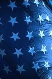 Stars. Flagg stars close up shot Stock Images