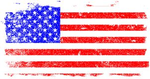 Free Stars And Stripes Grunge Stock Images - 104488084