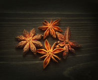 Stars anise Stock Photos