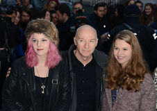 Stars arrive for Band Aid 30 Stock Photo