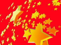 Stars Background 1 Royalty Free Stock Photo