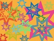 Stars background Royalty Free Stock Image