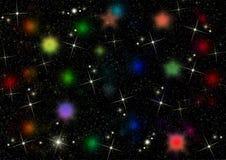 Stars background Royalty Free Stock Photos