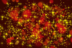 Stars background Stock Photo