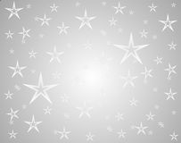 Stars background Royalty Free Stock Images