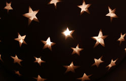 Stars background. Nice shining stars abstract background Royalty Free Stock Photo