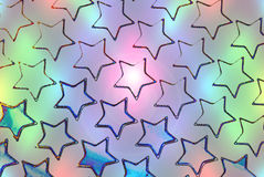 Stars background. Abstract, pastel background of stars royalty free illustration