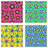 Stars background collection vector illustration. (vector eps 10 Royalty Free Stock Images