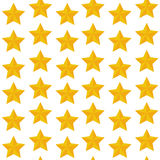 Stars background. Simple  illustration Stock Photo
