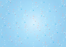 Stars Background Vector Royalty Free Stock Photos