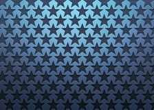 Stars blued steel grid texture Royalty Free Stock Photography