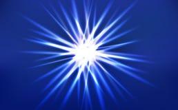 Stars burst, explosion of light bright effect shiny sparkle, ult stock illustration