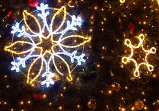 The stars for Christmas trees. Stock Photography