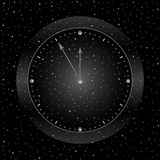 Stars clock Stock Images