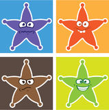 Stars cops Stock Images