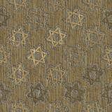Stars of David Royalty Free Stock Photo