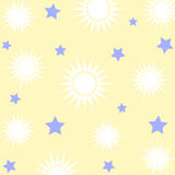 Stars design Royalty Free Stock Photos