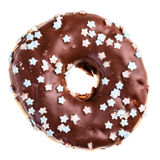 Stars and donut Stock Photography