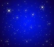 Stars el fondo Imagenes de archivo